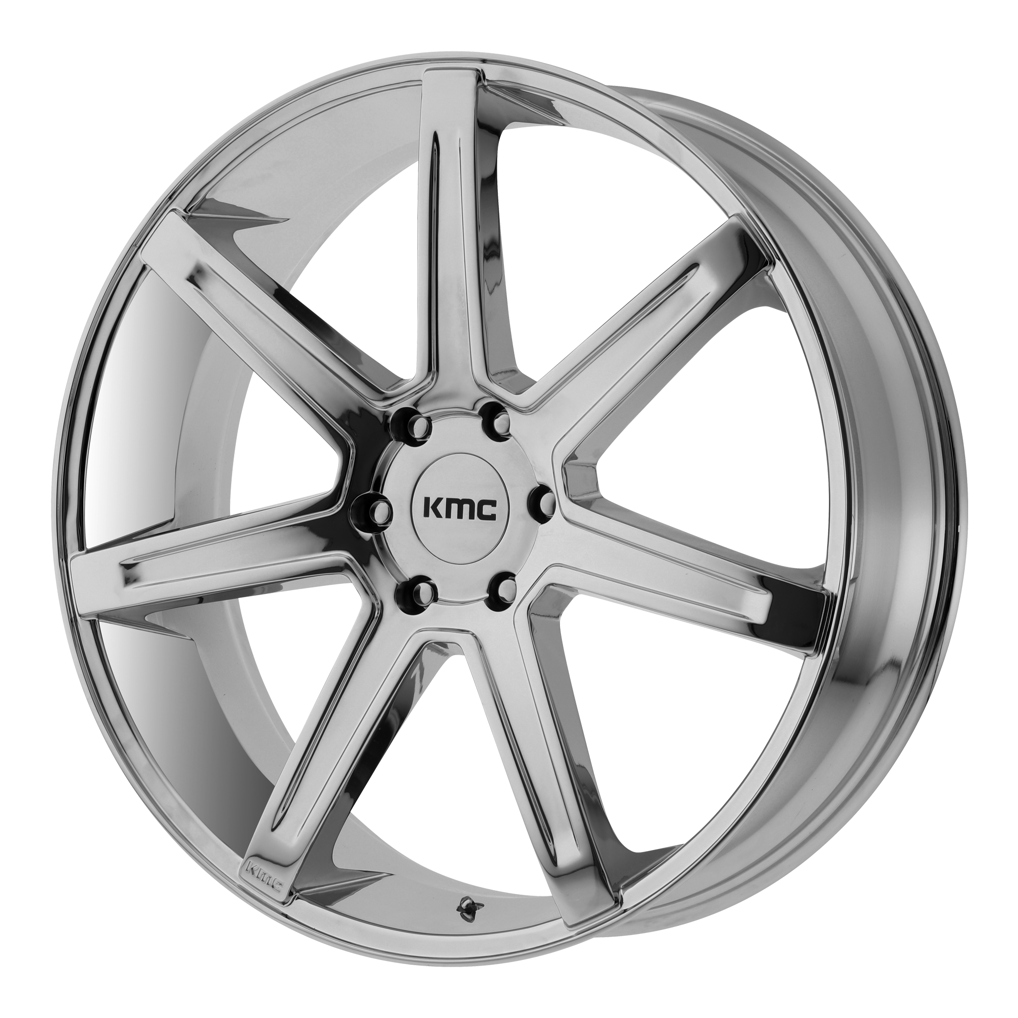 KMC REVERT 22x9.5 6x139.70 CHROME (15 mm) RIM