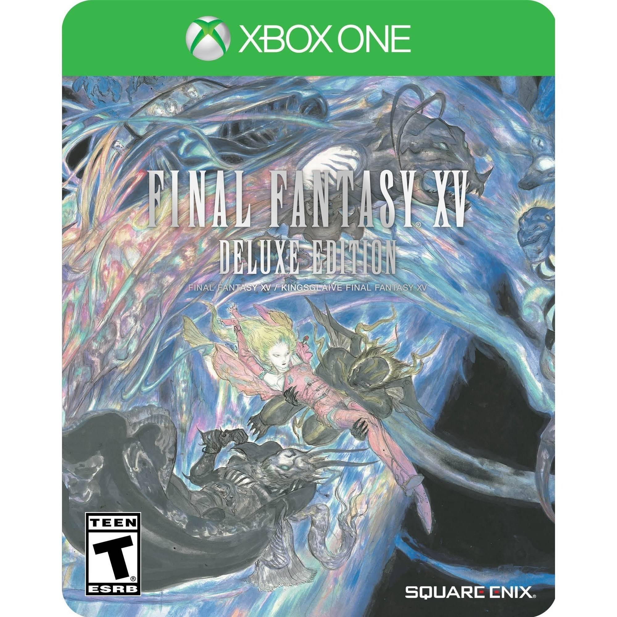 FINAL FANTASY XV Deluxe Edition (Xbox One) Square Enix, 662248918204