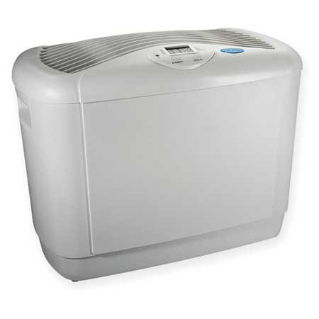 AIRCARE 5D6 700 4-Speed Mini Console Humidifier,White