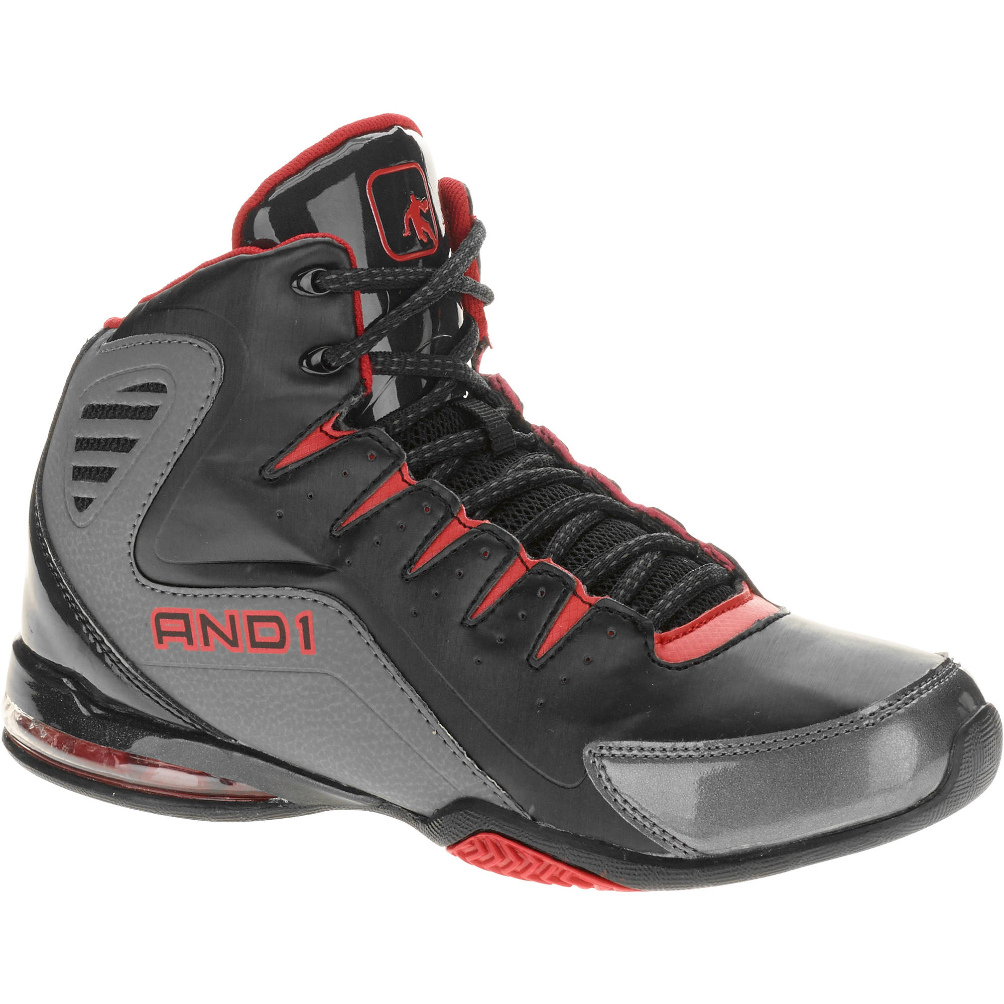 AND1 Men's Knight High-top Basketball Shoe
