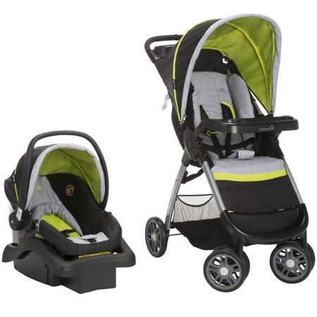 Safety 1st Amble Quad Travel System Choose Your Color