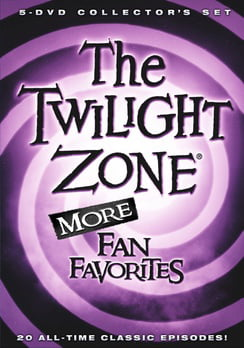 The Twilight Zone: More Fan Favorites (DVD) by Paramount Home Entertainment