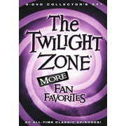 The Twilight Zone: More Fan Favorites (DVD) by Paramount