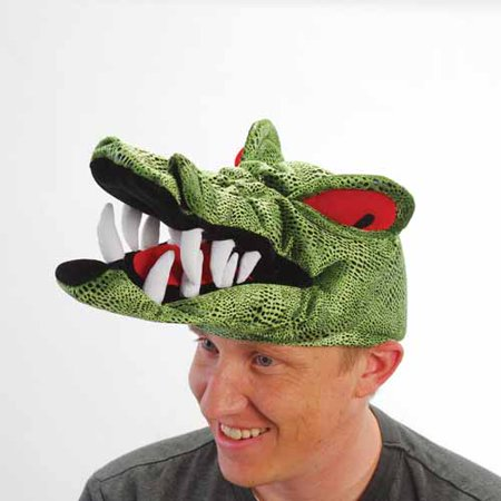 GATOR HAT, SOLD BY 8 PIECES