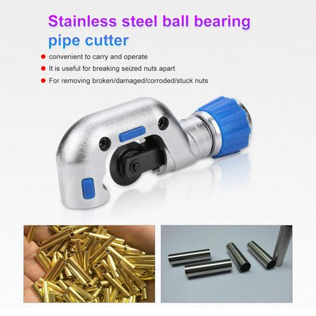 5-50MM Tube Cutter Ball Bearing Pipe Cutter Shear Brass Copper Cutting Tool - image 8 of 8
