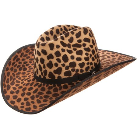 1e28364c06e9d Charlie 1 Horse Hats - Charlie 1 Horse Hats Mens On The Prowl Felt Cowgirl  Hat - Walmart.com