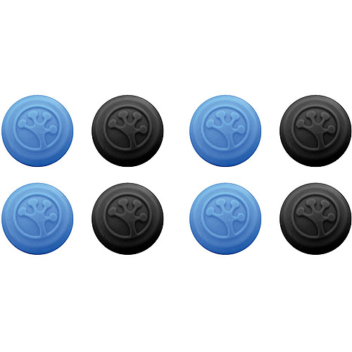 Grip-It Analog Stick Covers - 8-Pack (Xbox 360, PS3, Xbox One or PS4)