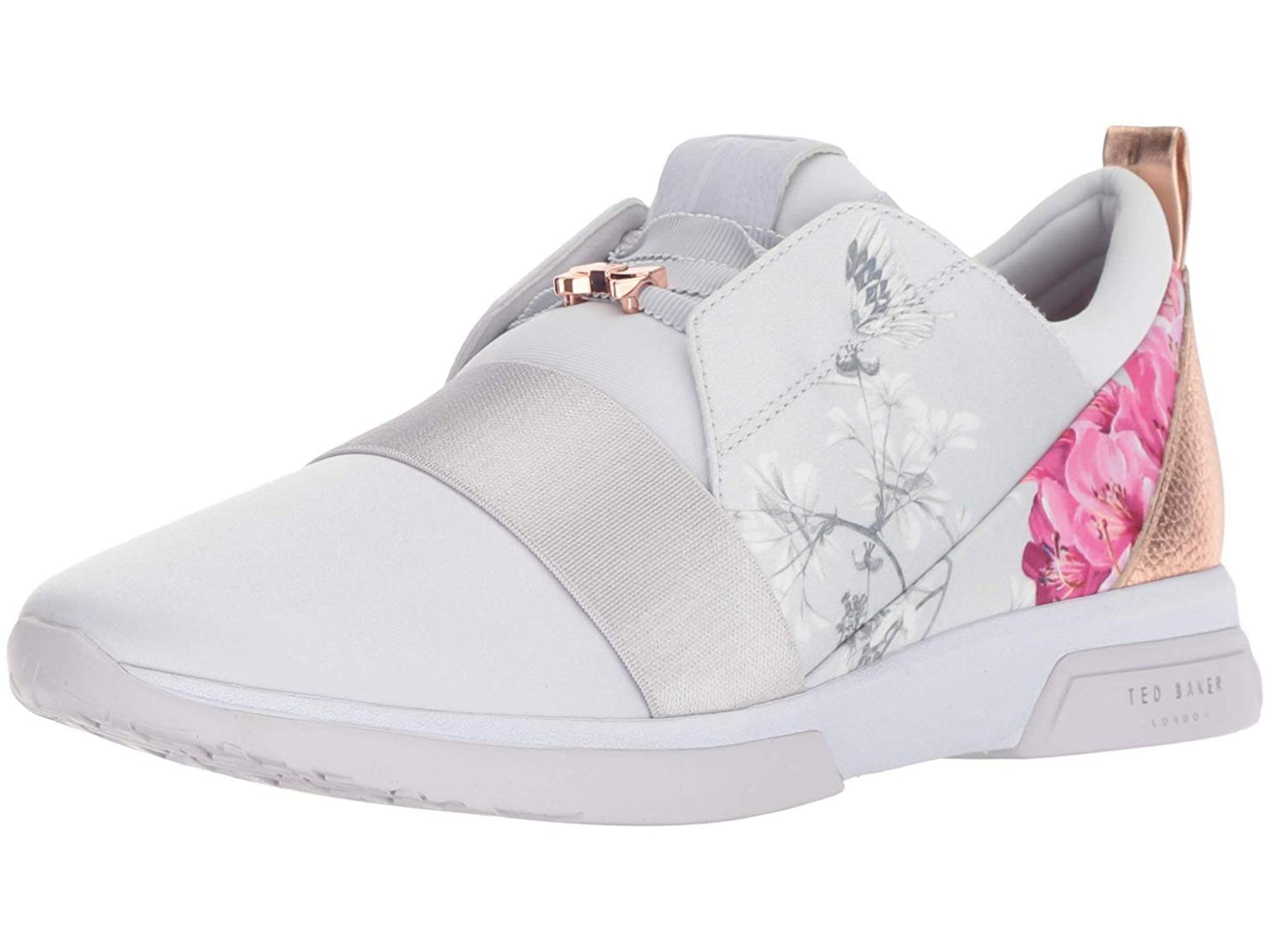 Ted Baker Women's Cepa Sneaker, White