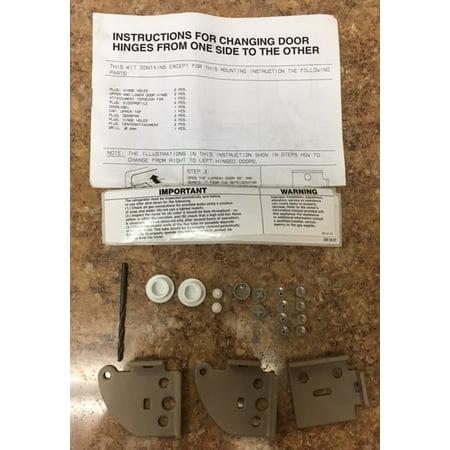 Dometic 293275008 Refrigerator Door Reversal Kit