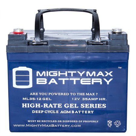 12V 35AH GEL Battery for Shepard Meyra Wheelchairs 3400