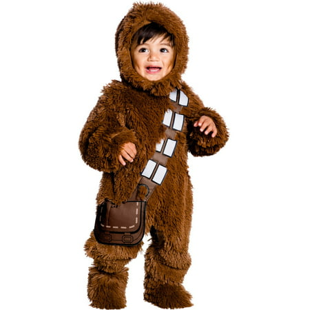 Halloween Star Wars Classic Chewbacca Deluxe Plush Infant/Toddler Costume