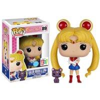 POP! Vinyl Sailor Moon with Luna (Exclusive),  Anime by Funko