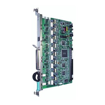 Panasonic KX-TDA0170 8-Port Digital Hybrid Extension -