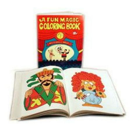 Royal Magic Coloring Book - Easy Magic - Magic Coloring Book