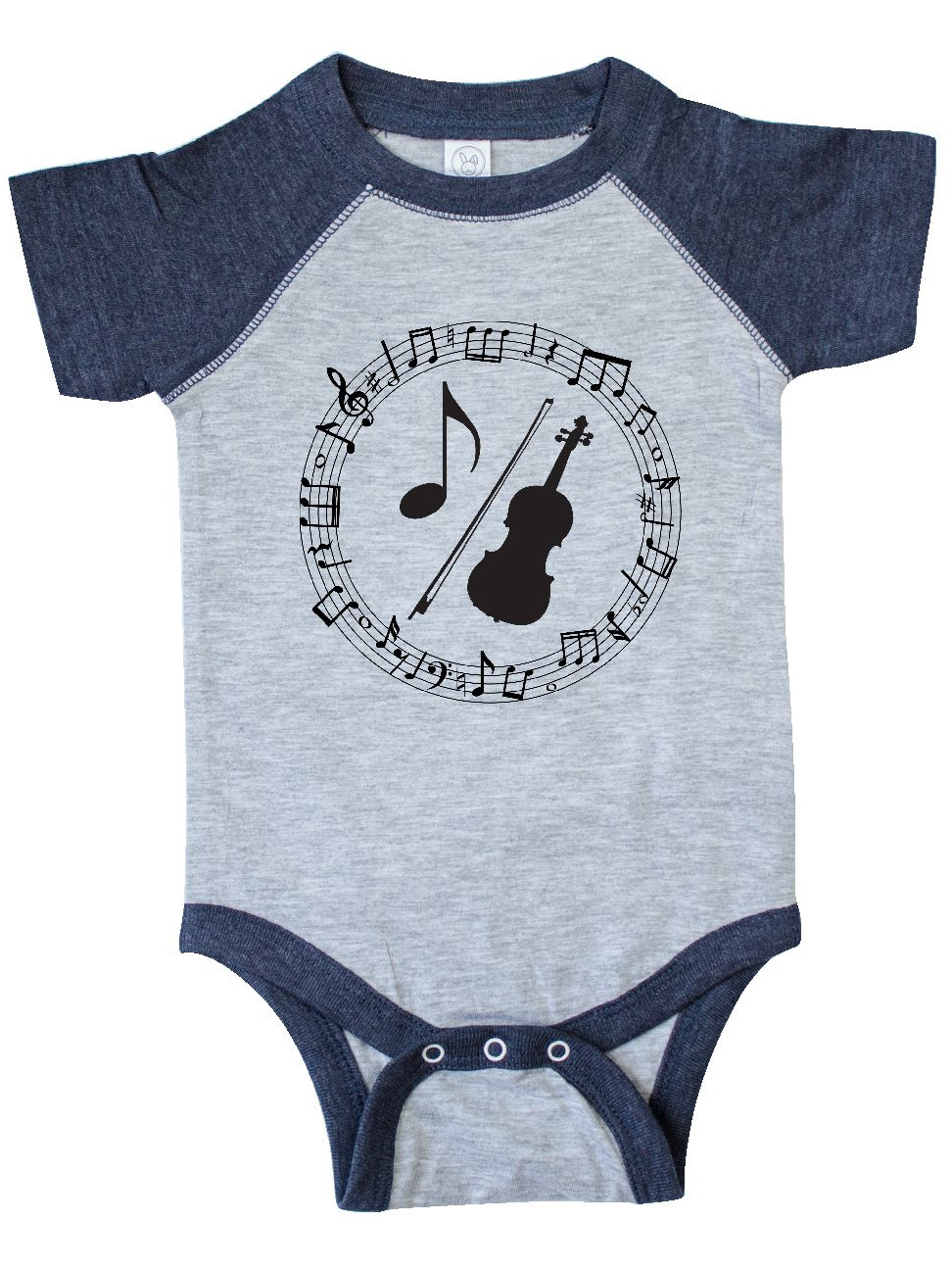 inktastic Violin Gift for Student Violinist Baby T-Shirt