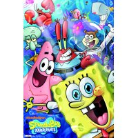 "Trends International SpongeBob Joy Wall Poster 22.375"" x 34"""