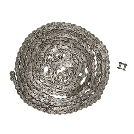 O-ring Chain Rivet Link (Roller Chain Rivet Type (10Ft) For 35 Size Pitch-0.375