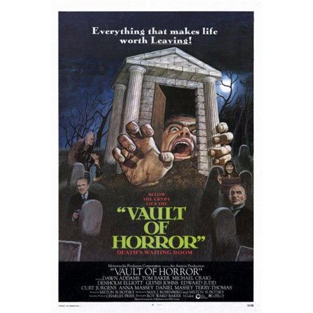 Posterazzi MOVCF3429 Vault of Horror Movie Poster - 27 x 40 in. - image 1 de 1