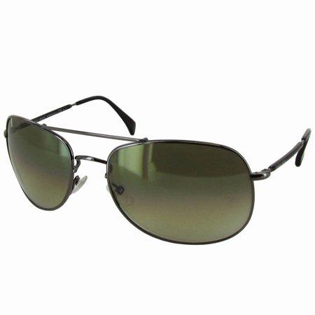 Giorgio Armani Men '840/S' Aviator Sunglasses