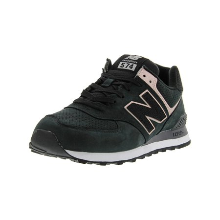 New Balance Women's Wl574 Nbk Ankle High Suede Running Shoe 11M