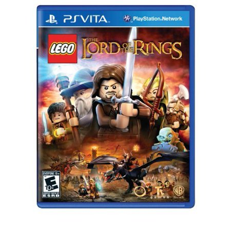 LEGO Lord of the Rings, WHV Games, PS Vita, 883929247189 (Lego Lord Of The Rings Video Game)