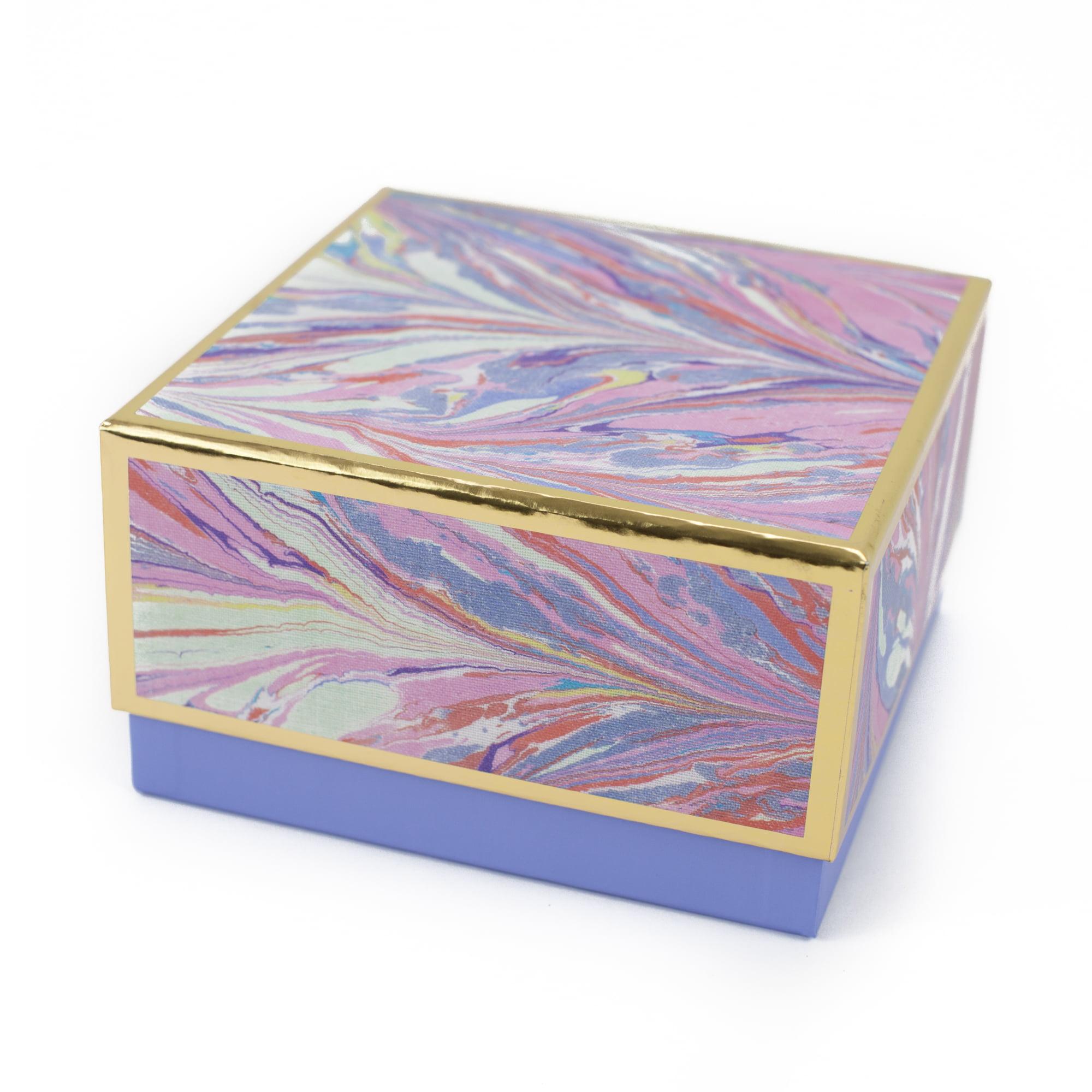Hallmark Signature, Marble, Medium Gift Box