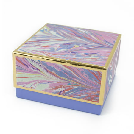 Hallmark Signature, Marble, Medium Gift Box (Cheap Gift Boxes)