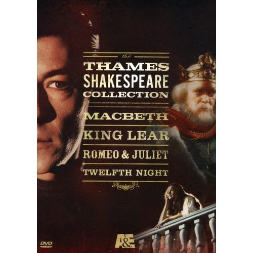 Shakespeare Collection [DVD] by ARTS AND ENTERTAINMENT NETWORK