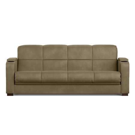 Mainstays Tyler Sleeper Sofa Bed With Storage Multiple Colors