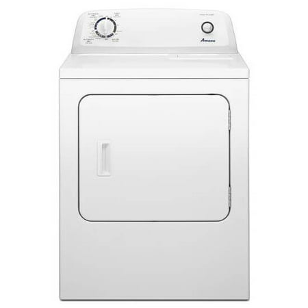 Amana NED4655EW 6.5 Cu. Ft. White Electric Dryer (The Best Dryer Machine)