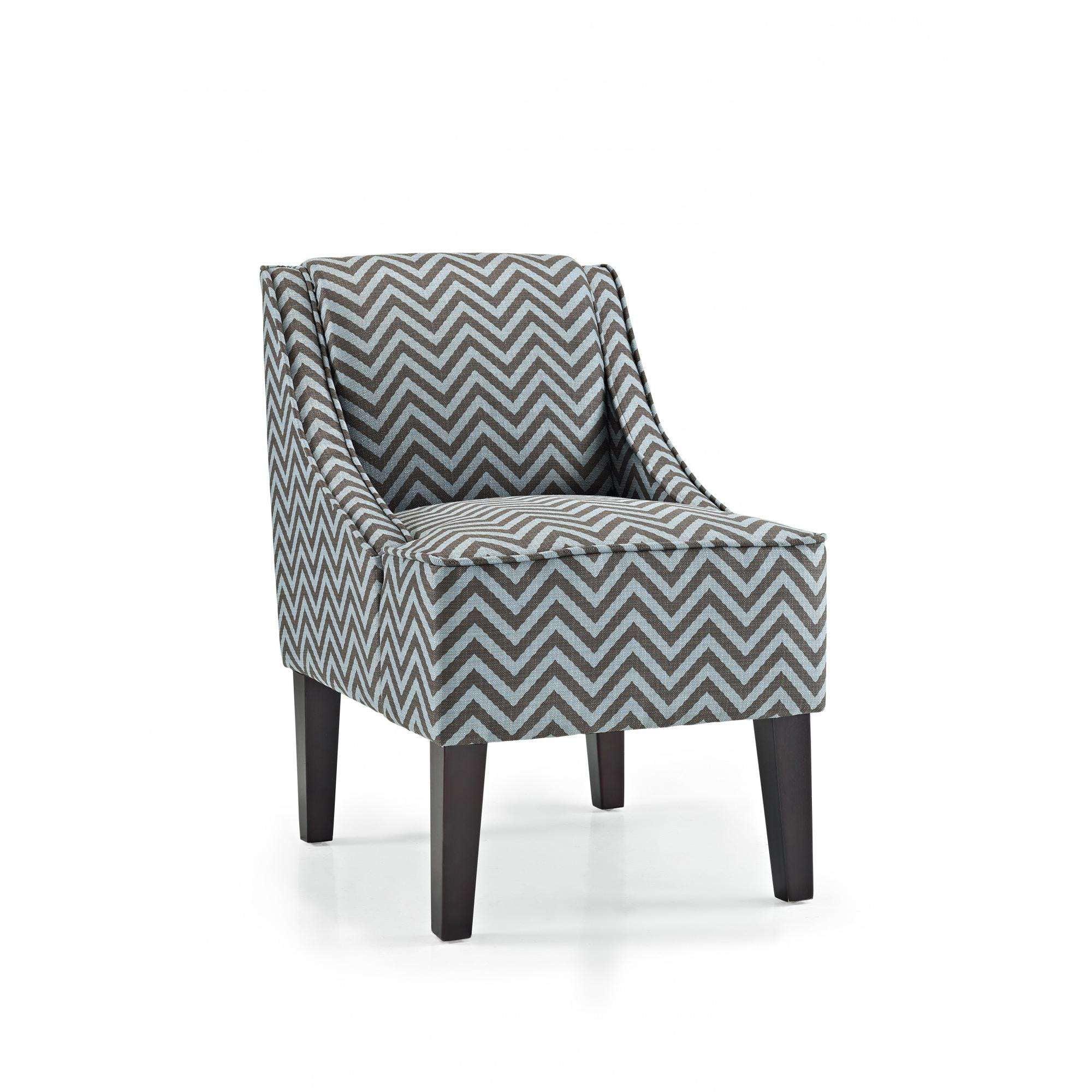 Phoenix Ziggi Upholstered Accent Chair, Multiple Colors