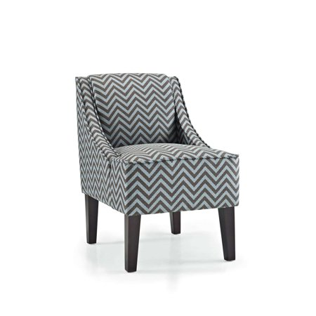 Phoenix Ziggi Upholstered Accent Chair, Multiple Colors