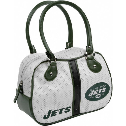 NFL - New York Jets Bowler Bag Purse