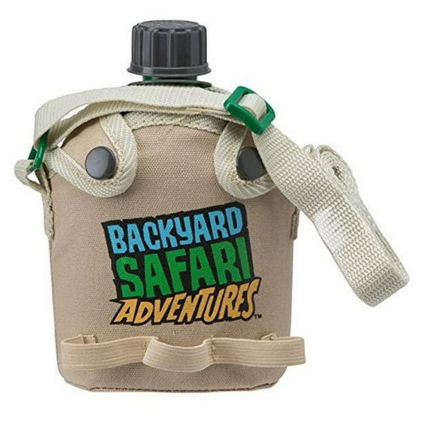 Backyard Safari Adventures Field Canteen