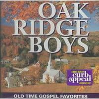 Oak Ridge Boys - Old Time Gospel Favorites (CD)