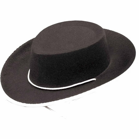 Black Cowboy Hat Child Halloween - Halloween Cowboy Hat