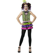 "Alice In Wonderland ""Mad Hatter"" Girls / Teen Halloween Costume"