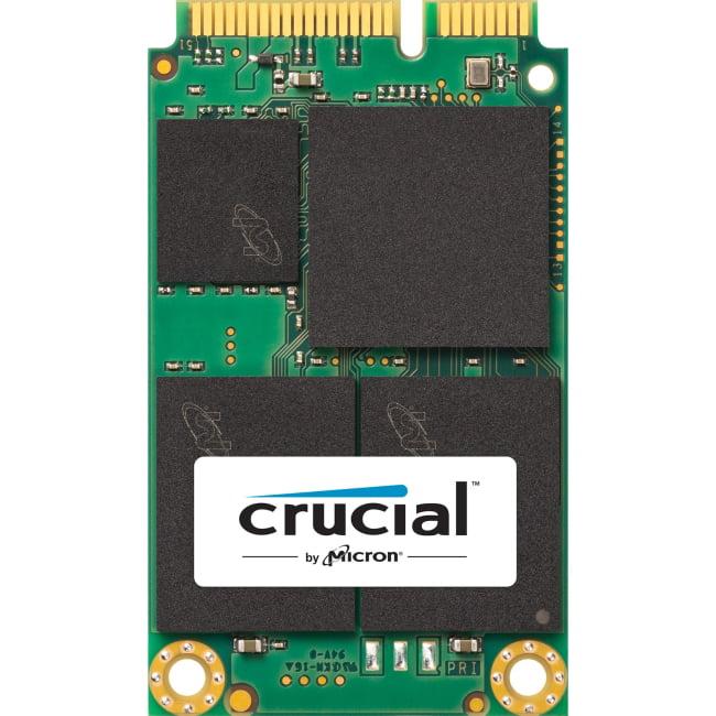 Crucial Mx200 250 Gb Internal Solid State Drive - Mini-sata - 555 Mbps Maximum Read Transfer Rate - 500 Mbps Maximum Write Transfer Rate - Plug-in Module (ct250mx200ssd3)