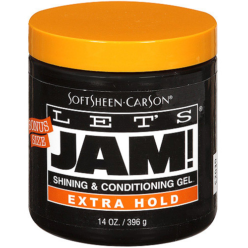 Let's Jam! Extra Hold Styling Gel, 14 oz