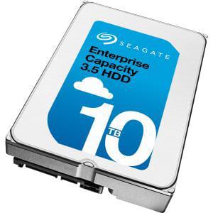 Seagate 10TB ENT CAP 3.5 HDD SATA 7200 RPM 256MB 3.5IN by SEAGATE - ENTERPRISE