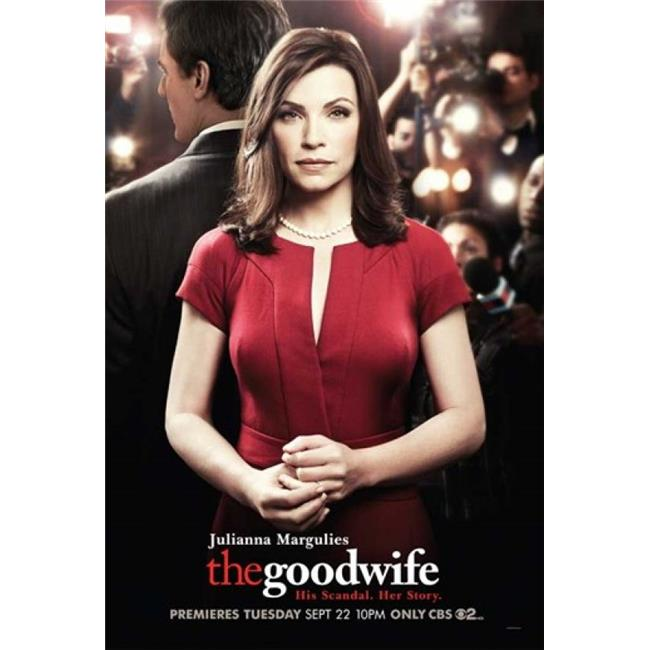 Posterazzi MOV507122 The Good Wife TV Movie Poster - 11 x 17 in. - image 1 de 1