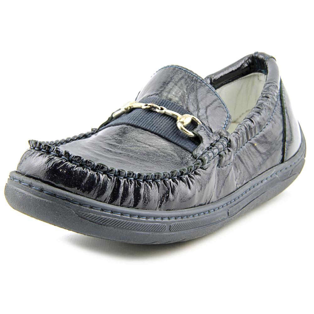 Primigi Izzy1-E   Moc Toe Patent Leather  Loafer