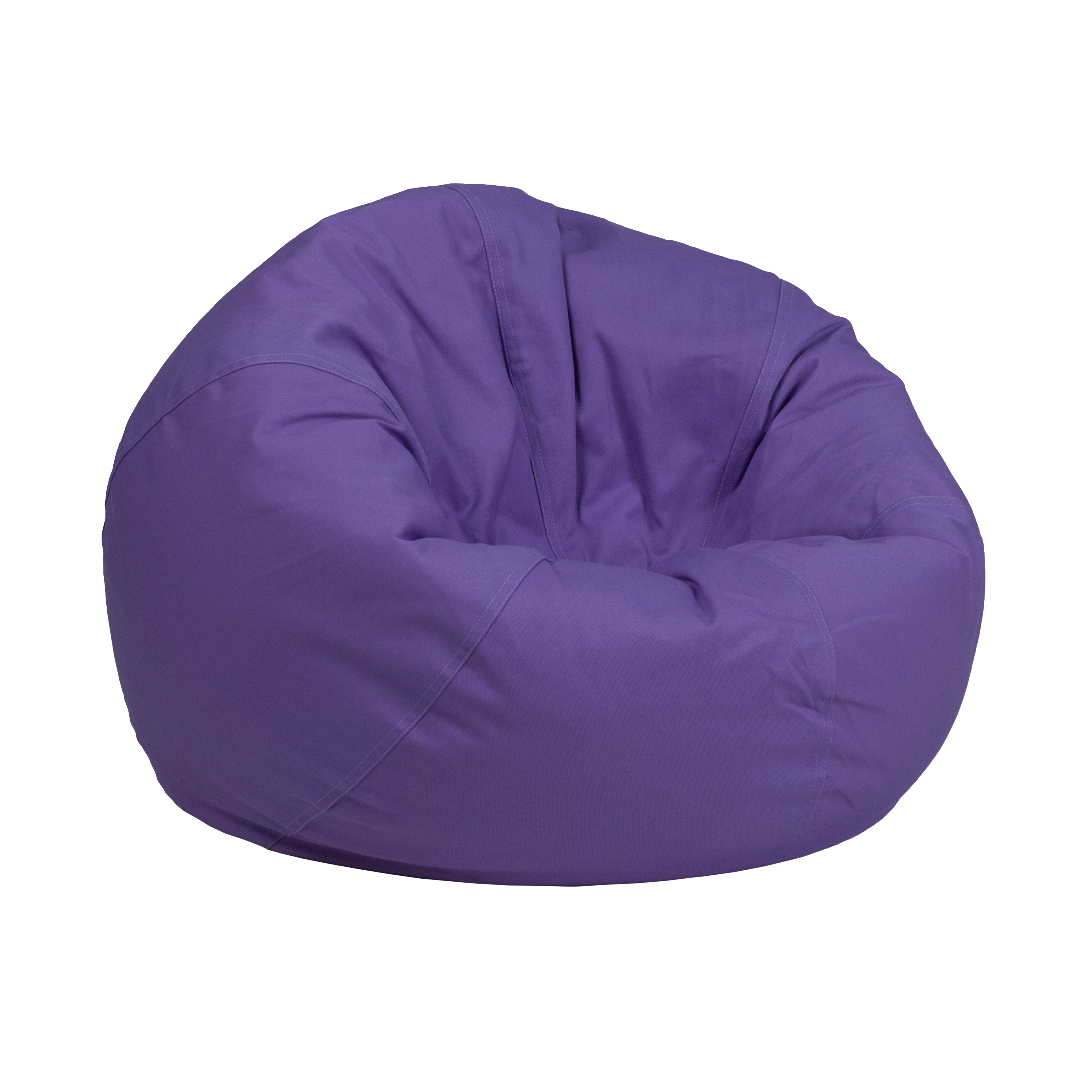 Flash Furniture Small Kids Bean Bag Chair, Multiple Colors