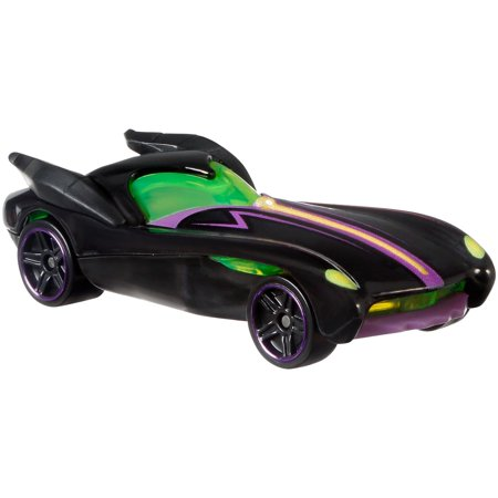 Hot Wheels Maleficent Character Car Walmart Com