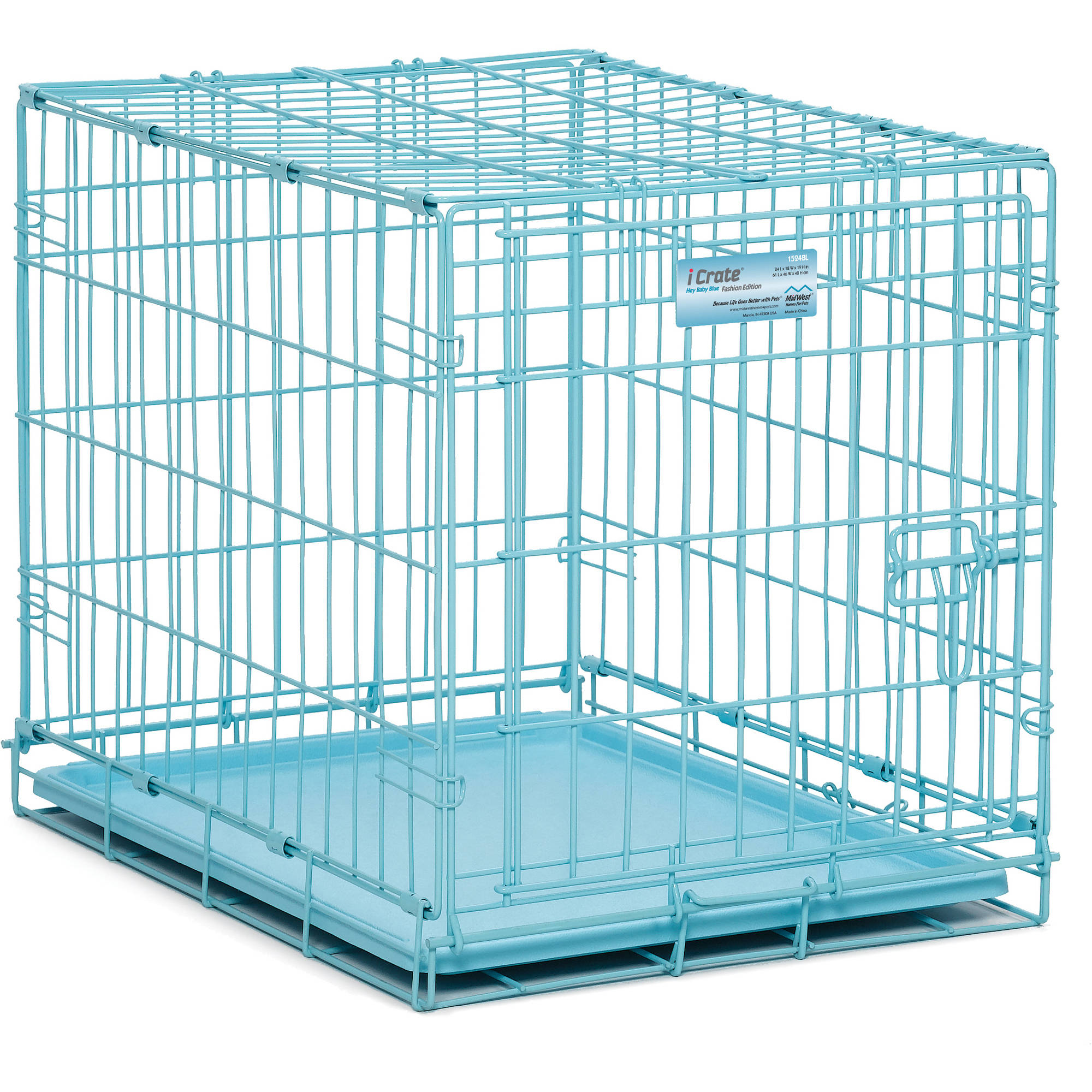 SmithBuilt Heavy Duty Dog Cage Crate Kennel - Multiple Colors Available - Walmart.com  sc 1 st  Walmart & SmithBuilt Heavy Duty Dog Cage Crate Kennel - Multiple Colors ...