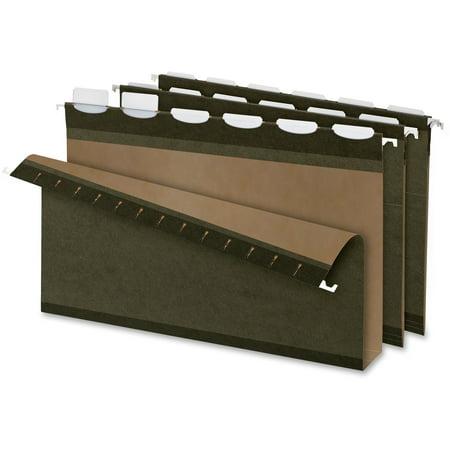 Pendaflex, Ready-Tab Extra Capacity Reinforced Hanging Folder with Lift Tab, 20 / Box, Standard
