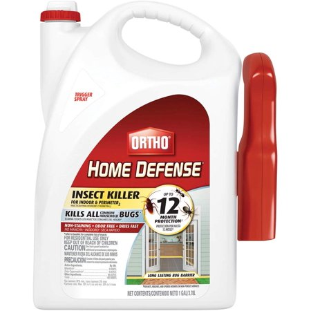 Ortho Home Defense Insect Killer for Indoor & Perimeter2 Ready-To-Use, 1 -
