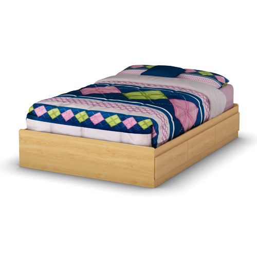 South Shore Newton Mate's Bed with Storage