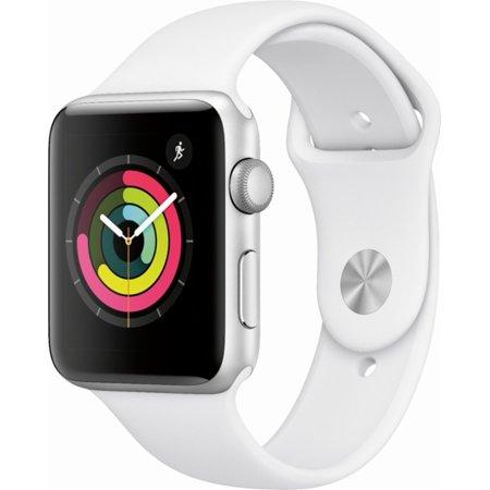 Apple Refurbished Apple Watch Series 3 Gps Silver