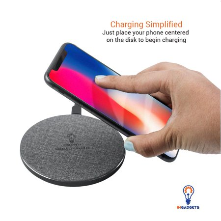 IMGADGETS 10W 2x Fast Wireless Charger - image 5 of 7